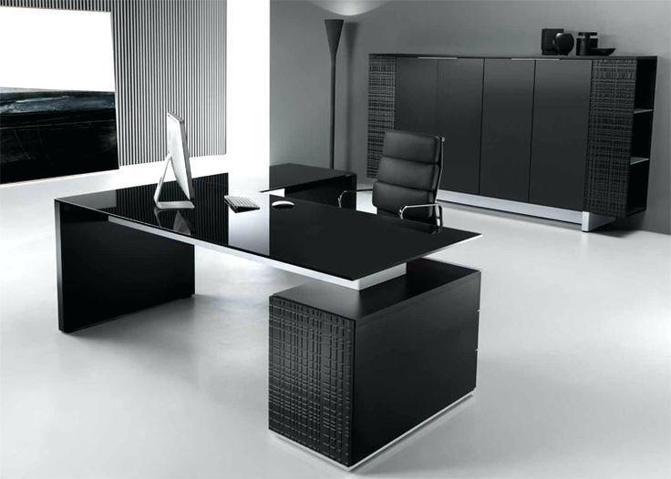 Desk Tops Furniture Black Office Furniture Desk Tops Simple Modern