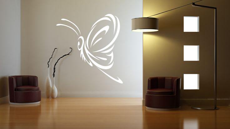 Dekorace na zeď - Motýl design - SLEVA 15%