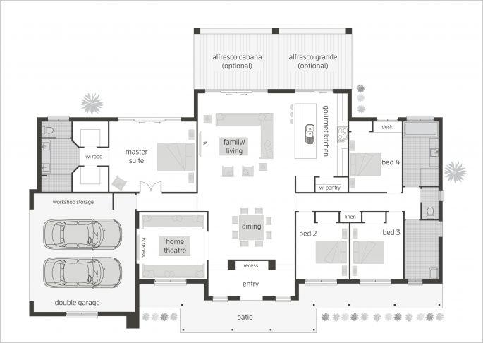 7 best Alaprajzok images on Pinterest A house, Floor plans and