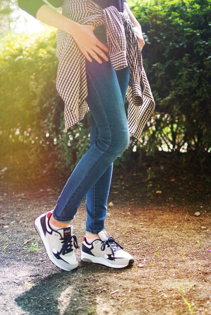 Akiii Classic's EX-9 sneakers  #nature #autumn #akiiiclassic #fitness #motivation #sneakeroutfits #sneakerfashion #sneakerstyle