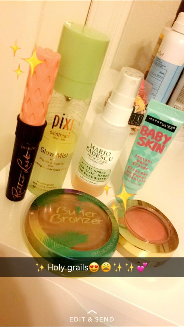 YALL DO NOT UNDERSTAND HOW MUCH I LOVE THESE PRODUCTS I USE THEM ALL EVERYDAY