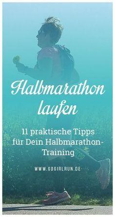 11 praktische Trainings-Tipps für Deinen ersten Halbmarathon
