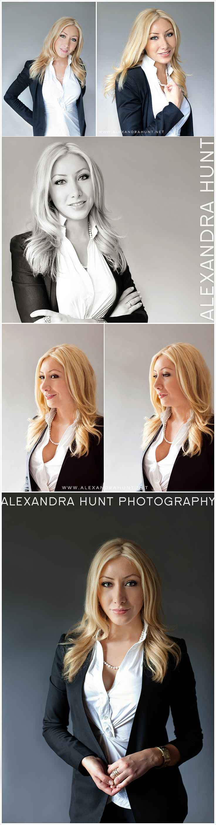 Inspirations for Head Shots at Monica Hahn Photography