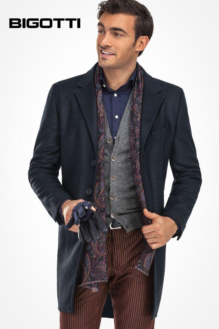 The #overcoat – #stylish and #practical in the #cold #season.  #Now 30% OFF #sale www.bigotti.ro #Bigottiromania #paltoane #barbati #mensfashion #menswear #mensclothing #mensstyle #toamnaiarna2017 #fallwinter2017 #follow #ootdmen