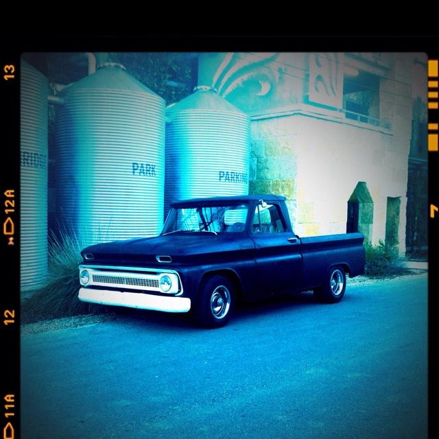 Jon's 66 Chevy