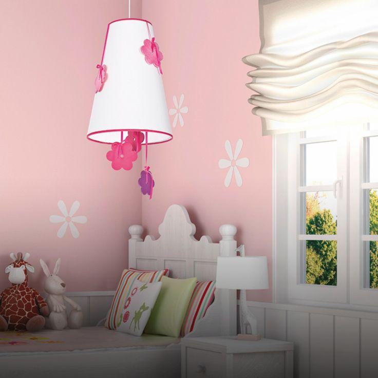 Dziewczęcy pokój w najlepszym stylu. Prawda, że wygląda jak pokój małej księżniczki? :)