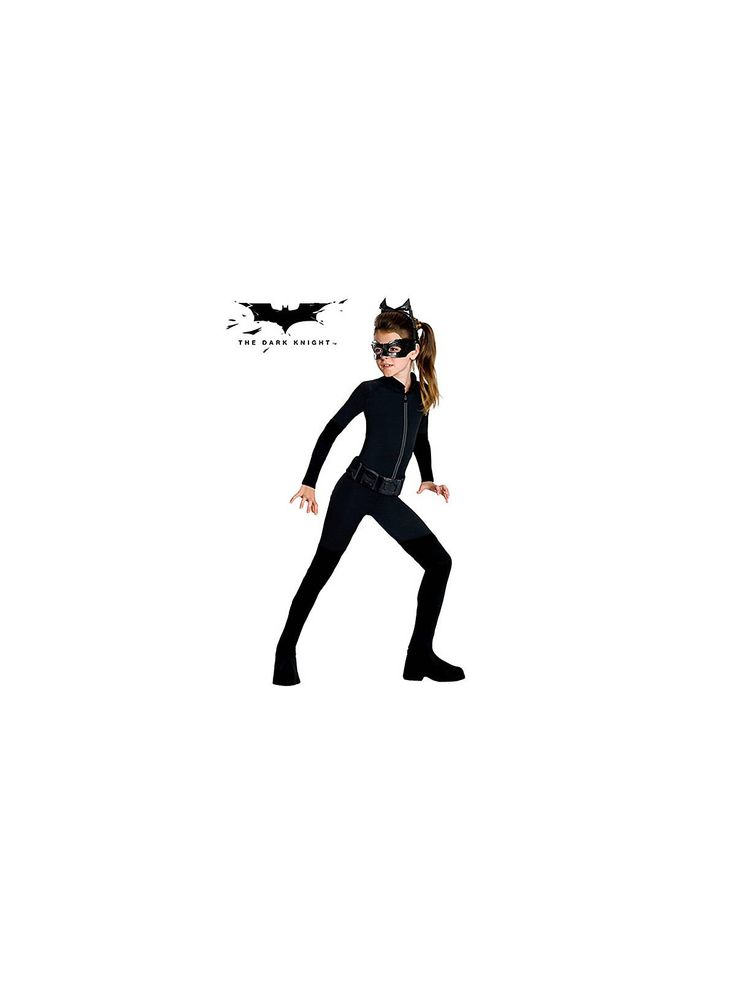 Tween Catwoman Costume | Cheap Batman Costumes for Girls