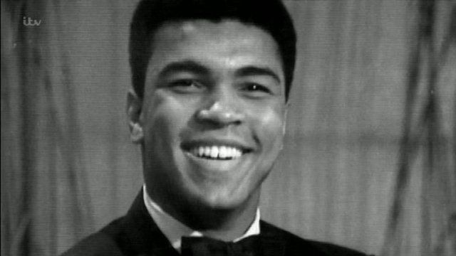 Muhammad Ali in When Ali Came to Britain (2012)