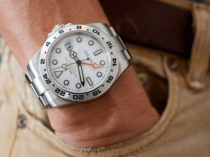 Rolex Explorer II - The Ultimate Adventure Watch - Page 8