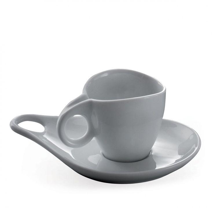 milla set of 6 coffee cups by casa bugatti