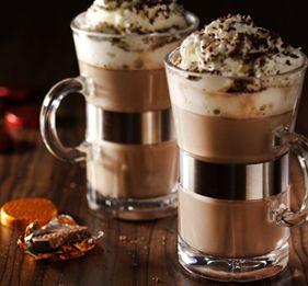 Elizabeth Shaw Luxury Chocolates - Recipes - Hot Chocolate Drink