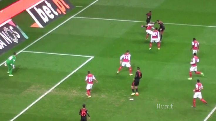 Golo  Mitroglou | SP.Braga 0 - 1 Benfica