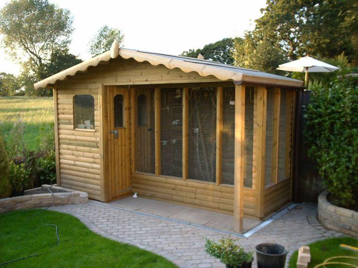 outdoor bird aviary plans