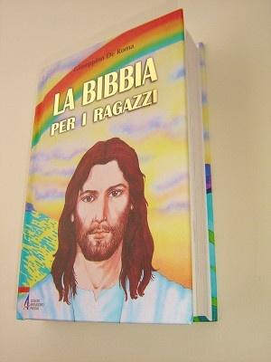 Italian Children's Bible / La Bibbia Per I Ragazzi / Giuseppino De Roma