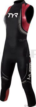 TYR Sport Women's Category 5 Hurricane Sleeveless Wetsuit (Small/Medium) *** Continue to the product at the image link.