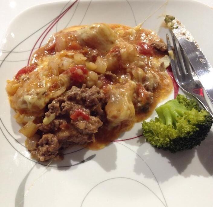 Tater Tot (Potato Gem) Casserole