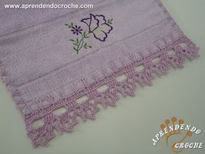 ▶ Bico de Croche Imperial - Aprendendo Crochê - YouTube