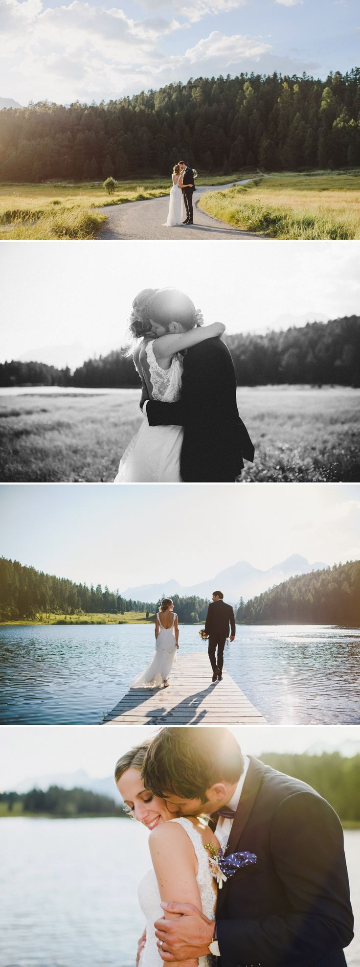Swiss wedding, Swiss Wedding Photographer, Switzerland, Schweiz, Suisse, Mountain Wedding, St Moritz, Lej da Staz, Rustic, Natural Light