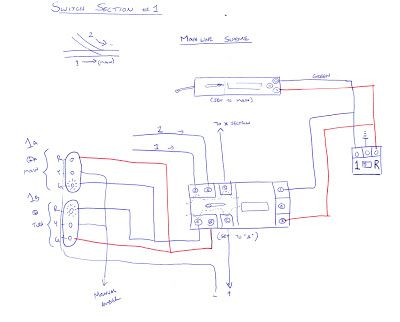 dcc bus wiring  dcc  free engine image for user manual
