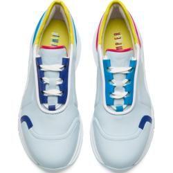 Camper Twins, Sneaker Damen, Blau/Rosa /Gelb, Größe 40 (eu), K200893-001 Camper
