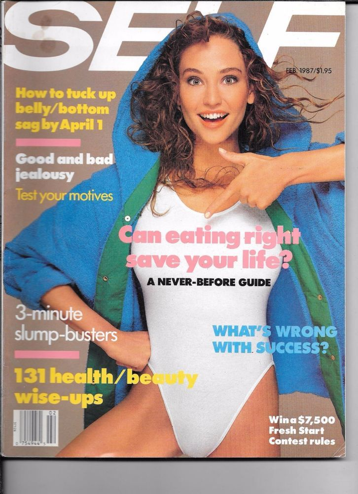 February 1987 cover with Jill Goodacre