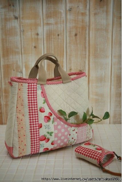 This tote ~ cute!