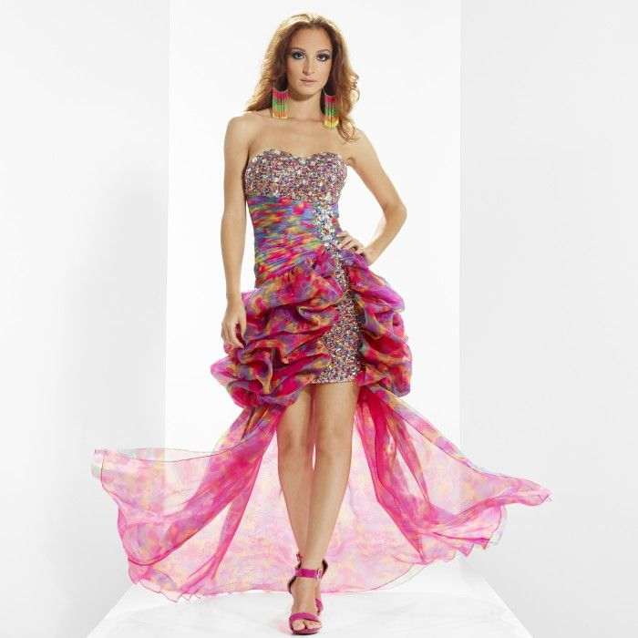 Light Pink Riva Prom Dresses