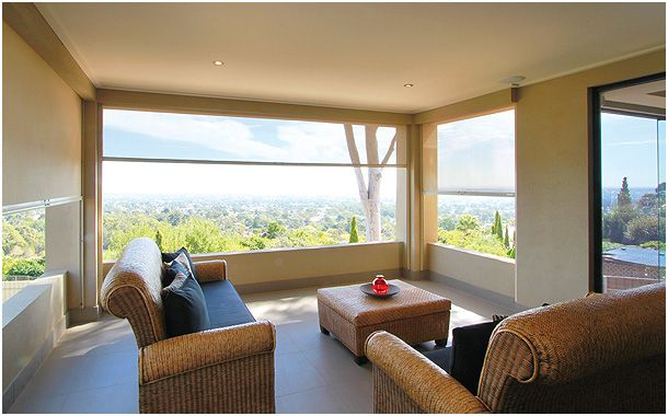 Adelaide Blinds specialist Slidetrack Blinds, Cafe Blinds, Shade Blinds, PVC Blinds and Outdoor Blinds are manufactured and exclusively distributed by Australian Manufacturer Slidetrack Blinds.