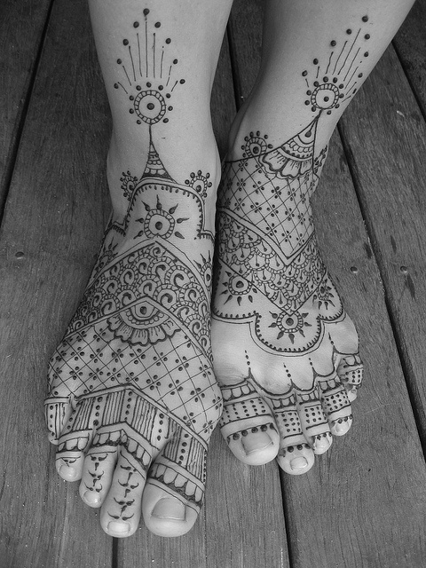 Conos de Henna