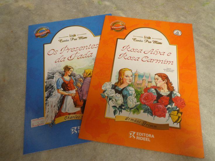 Olá pessoas!! Eu venho para lhe trazer várias indicações dos livros infantis. …   – Literatura Infantil