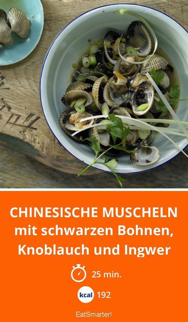 Chinesische Muscheln