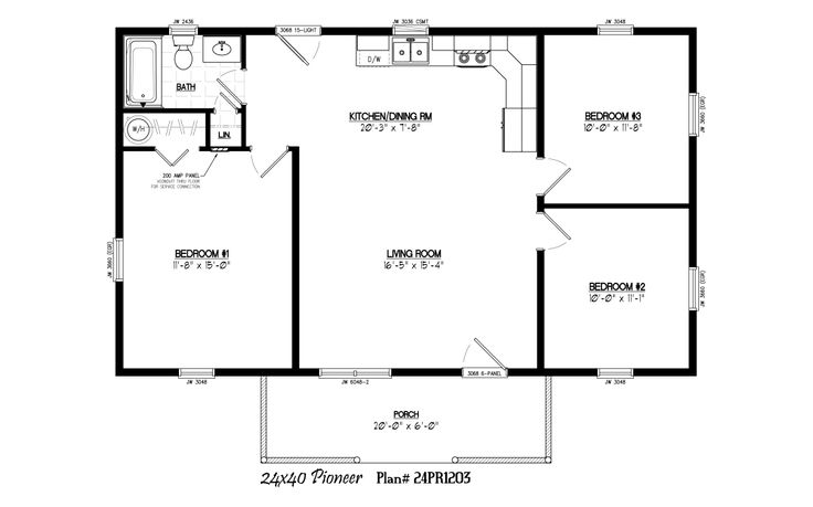 17 best images about arched home plans on pinterest for 24x40 2 bedroom house plans