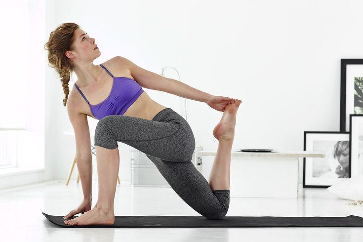 Löpare eller kontorsslav? Här är en övningsserie som kan göra underverk med en stel och osmidig kropp.