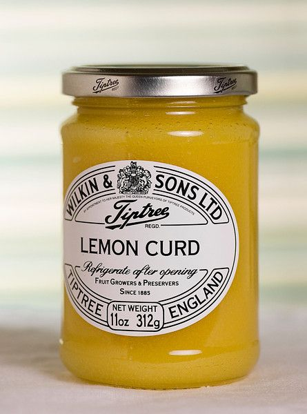 Lemon Curd | My British Love Affair | Pinterest