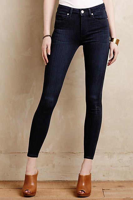 Paige Hoxton Petite Jeans - anthropologie.com