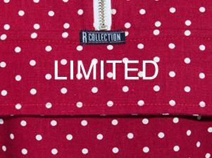 Anorakit, t-paidat, colleget, takit, trikoopaidat - Parasta päällä jo vuodesta 1978 - R-collection.com