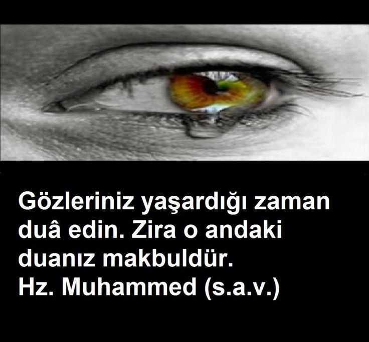 ...Gözlerim yerine keşke kalbim ağlasa kimse görmez ozaman