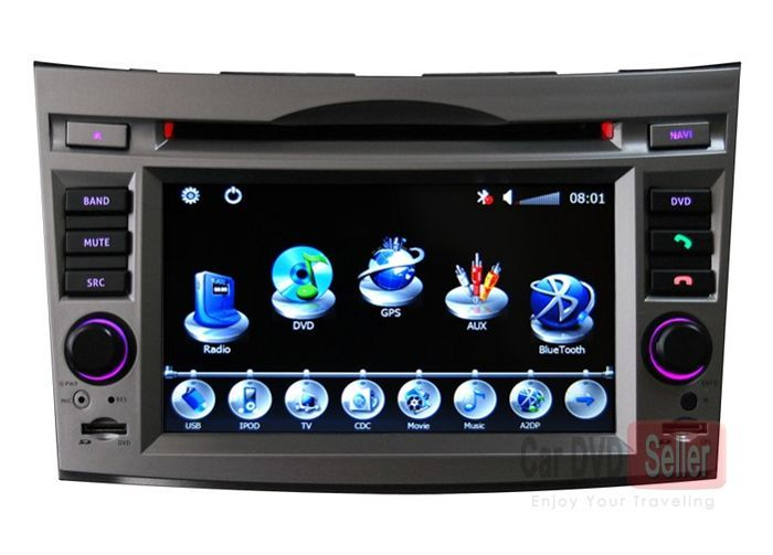 Head Unit Auto Stereo Car DVD Player GPS Navigation for Subaru Legacy with Radio Bluetooth TV Car DVD Player for Subaru Legacy 2009-2010 with GPS Navigation [HL-8707GB] - US$412.00 : GPS navigation system