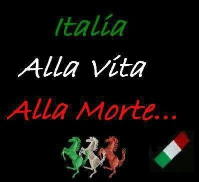Italian~ for life, for Death!