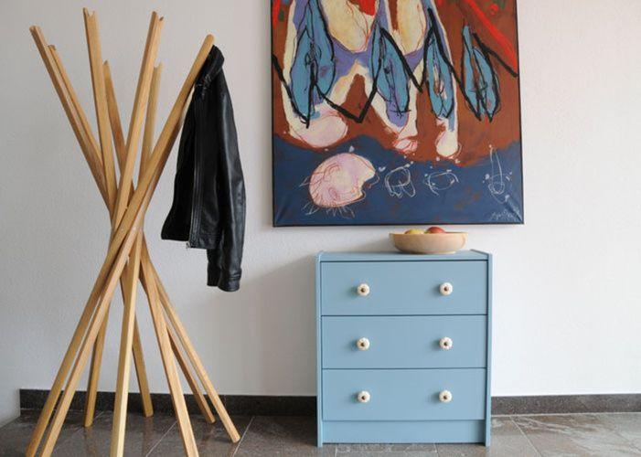 verwandeln sie mit dem adler varicolor ihre holz kommode in ein modernes und buntes unikat - Verwandeln Sie Ihre Garage In Wohnraum