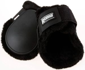 Roma Fleece Lined Fetlock Boots
