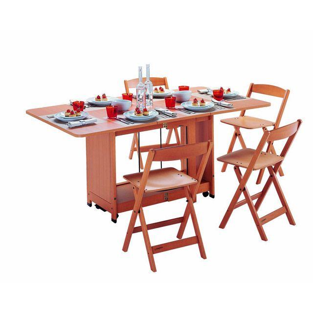 Pi di 25 fantastiche idee su tavolo pieghevole su pinterest immagine di tavolo arredamento - Tavolo pieghevole a muro foppapedretti ...