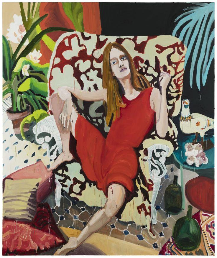 Jenni Hiltunen Woman on a Chair, 2016