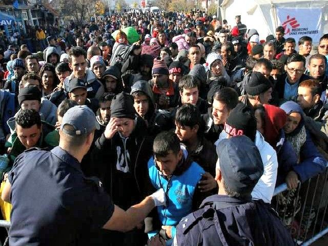 7.15.16 -Hillary Clinton could permanently resettle close to one million Muslim migrants during the first term of her presidency alone.