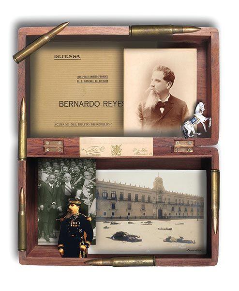 Los motivos de Bernardo Reyes | Letras Libres