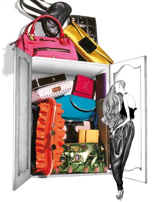 Undeniably Glamorous Fashion Illustrations - My Modern Metropolis