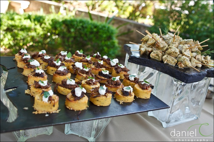 Austin Catering's Heavy Hors D'oeuvres Buffet