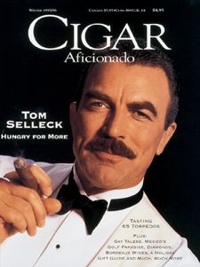 A Star Returns | Celebrities | Cigar Aficionado