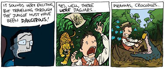 Alexander von Humboldt -  The Phoenix Issue 7