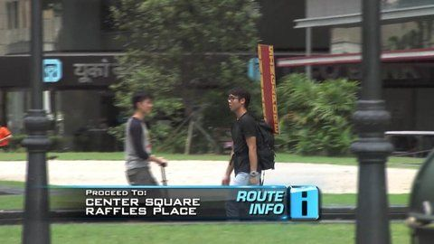 S25E9: Central Business District in Raffles Place ~ Singapore